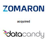 Zomaron acquired DataCandy