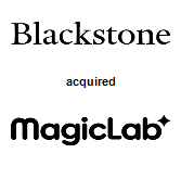 Blackstone Group LP acquired MagicLab