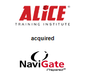 ALICE Training Institute acquired NaviGate Prepared