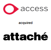 Access Group acquired Attaché