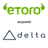 eToro acquired Delta by Opus Labs