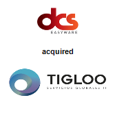 DCS Easyware acquired TIGLOO