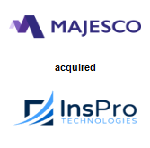 Majesco acquired InsPro Technologies