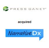 Press Ganey Associates, Inc. acquired NarrativeDx