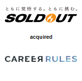 SoldOut acquired Career Rules