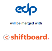 EDP Software will be merged with Shiftboard