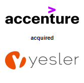 Accenture acquired Yesler