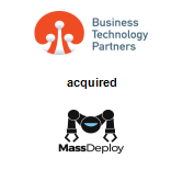 Business Technology Partners acquired MassDeploy, LLC