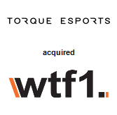 Torque Esports Corp. acquired WTF1