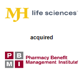 MJH Life Sciences acquired Pharmacy Benefit Management Institute, LP