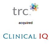 TRC Healthcare acquired Clinical IQ, LLC