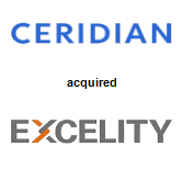 Ceridian Corporation acquired Excelity