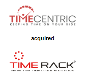 Timecentric Inc. acquired Time Rack