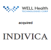 WELL Health Technologies Corp. will acquire Indivica Inc.