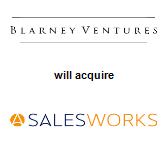 Blarney Ventures will acquire SalesWorks