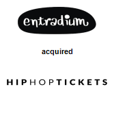 entradium acquired HipHopTickets