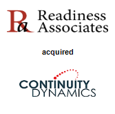 Readiness Associates acquired Continuity Dynamics, Inc.