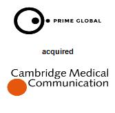 Prime Global Medical Communications Ltd. acquired Cambridge Medical Communication