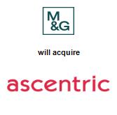 M&G plc will acquire Ascentric