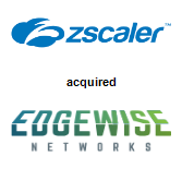 Zscaler, Inc. acquired Edgewise Networks