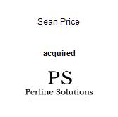 Sean Price acquired Perline Solutions