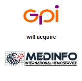 GPI S.p.A. will acquire Medinfo