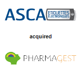 Asca Informatique acquired Pharmagest Interactive S.A.