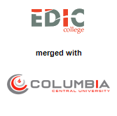 EDIC College, Inc. merged with Columbia Central University