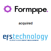 FormPipe Software AB acquired EFS Technology Ltd.