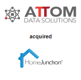 ATTOM Data Solutions acquired Home Junction Inc.