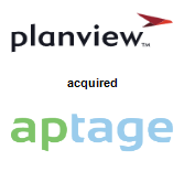 Planview acquired Aptage