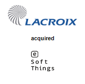Lacroix Group acquired eSoftThings