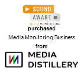 SoundAware Group purchased Media Monitoring Business from Media Distillery B.V.