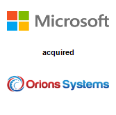 Microsoft Corporation acquired Orions Systems