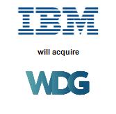 IBM will acquire WDG Automation