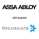 ASSA ABLOY AB will acquire FocusCura