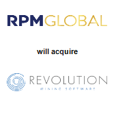 RPMGlobal will acquire Revolution Mining Software