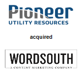 Pioneer Utility Resources acquired WordSouth