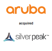 Aruba Networks, Inc. acquired Silver Peak Systems