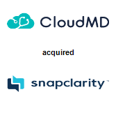 CloudMD Software & Services Inc. acquired Snapclarity Inc.