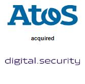 Atos SE acquired digital.security