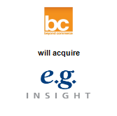Beyond Commerce, Inc. will acquire E.G. Insight