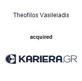 Theofilos Vasileiadis acquired Kariera