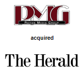Paxton Media Group acquired The Herald