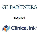 GI Partners acquired Clinical Ink