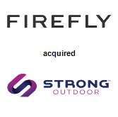 Firefly Systems Inc. acquired Strong Outdoor