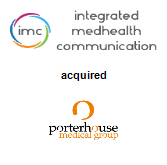 Integrated Medhealth Communication acquired Porterhouse Medical Group
