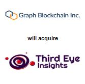 Graph Blockchain Inc. will acquire Third Eye Insights Corp.