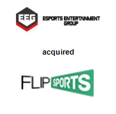 Esports Entertainment Group, Inc. acquired FLIP Sports