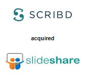Scribd, Inc. acquired SlideShare Inc.